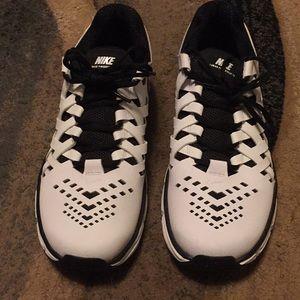 Nike Lunar Fingertrap TR shoes size 9 us